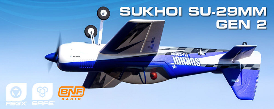 Sukhoi SU29MM by Hobby Shop RC-Motodrom