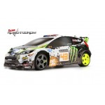 HPI Racing 109314 Ken Block WR8 Flux RTR (Ford Fiesta)