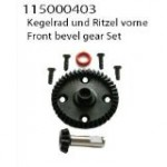 Ansmann 115000404 Rear bevel gear set VAPOR