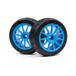 HPI Racing 115155 WR8 MOUNTED GYMKHANA TIRE/SPEEDLINE CORSE T 115155