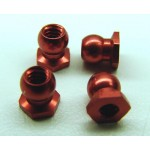 Associated 13615 Red LP Pivot Balls (4)                            <br>CRC