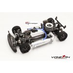 Kyosho 31265 V-One R4 Chassis 200mm