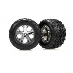 Traxxas 3668 TIRES & WHEELS, ASSEMBLED Traxxas 3668