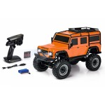 Carson 500404171 Land Rover Defender 100% RTR orange 500404171