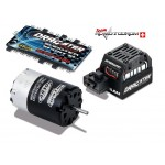 Carson 906162 Brushless Combo Water Resistant 10T 500906162     <br>NML