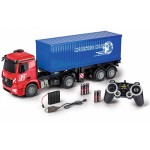 Carson 500907317 MERCEDES AROCS CONTAINER 2.4 GHZ RTR