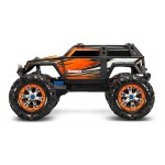 Traxxas 56076-4OX TRUCK SUMMIT 1:10 4WD EP RTR ORANGE TQi