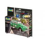 Revell 67053 Model Set Citroen 2CV Sausss Ente