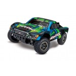 Traxxas 68077-4G SLASH 4x4 1:10 4WD EP RTR GREEN Ultimate TQi