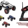 Traxxas 7207 Summit 1:16 E-Trail 4WD RTR 2.4GHz