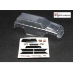 Traxxas 7211 Karosserie Summit 1/16 transparent