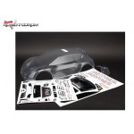 Traxxas 7411 Karo Rally 1/10 Transparent
