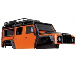 Traxxas 8011A Land Rover Karo orange Traxxas 8011A