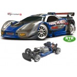 Traxxas 4807 ON-ROAD NITRO 4-TEC 1:10 4WD GP RTR