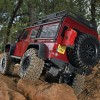 Traxxas 82056-4ROT Land Rover Defender Traxxas 82056-4 Rot