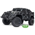 Traxxas 82066-4 TRX-4 Tactical Unit 4 WD RTR Traxxas 82066-4