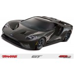 Traxxas 83056-4BK FORD GT 2017 1:10 4WD EP RTR 83056-4BK