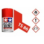 Tamiya 85086 TS-86 Brilliant Red Spray Tamiya 85086