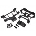 Traxxas 8615 Body mounts, front & rear Traxxas 8615