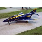 Venom 8001 F-4 Phantom Blue Angels 1:48  DC