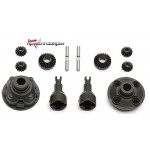 Associated 21335 Complete Gear Diff - Front