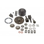 Arrma AR220041 Diff Set Front/Rear 43T Spiral Kraton