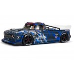 Arrma 7615V2T1 Infraction Street Bash 6S BLX 1:7 All-Road Blau