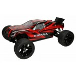 Himoto HIE10XTL-31501 KATANA 1:10 Truggy RTR 4WD Brushless/black-red