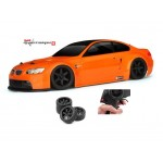 HPI Racing 112862 Sprint 2 Flux RTR BMW M3 GTS Orange