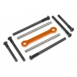 HPI Racing 115322 Jumpshot HINGE PIN SET (FRONT/REAR) 115322