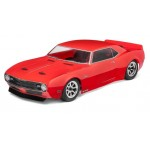 HPI Racing 118010 CHEVROLET CAMARO 1968 BODY (200MM)