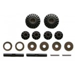 Ansmann K115000400 Diff.Gears and Shafts Vapor                       <br>NML