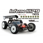 Kyosho 31888T1 Inferno MP9 TKI3 1/8 GP 4WD r/s farbtype 1