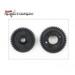 Kyosho IGW008-02 2-Speed Gear Set(Shoe Type/43T-46T/GT