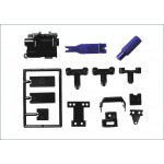 Kyosho MZ210 Motor Case Set(MR-02/RM Type) MZ210