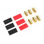 Orion 40017 Gold Plug 8mm 3pairs male/female ORI40017