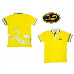 Robitronic SP-TW011 Scorpion Polo Shirt (Yellow-L)
