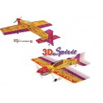 Thunder Tiger 4572 SPIRIT 3D ARF 40                                  <br>Thunder Tiger