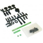Robitronic AX30492 AX10 Scorpion Hinterachslenkung                   <br>Axial