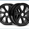 MV23045 STEALTH XB Black Turbine Wheels