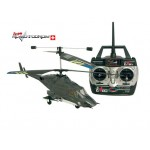 RC-3408-2 Easy Copter Airwolf,2.4 Giga